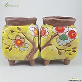 고급수제화분수입(1개가격)-015904|Handmade Flower pot