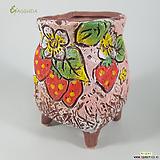 고급수제화분수입-020154|Handmade Flower pot