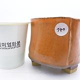 수제화분(반값특가) 740|Handmade Flower pot