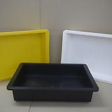 중형저면관수상자 : 백색-노랑-검정|
