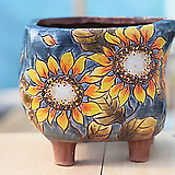 오로라 수제분 M-28|Handmade Flower pot