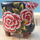 오로라 수제분 M-36|Handmade Flower pot
