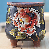 오로라 수제분 M-37|Handmade Flower pot