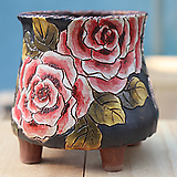 오로라 수제분 M-38|Handmade Flower pot