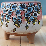 오로라 수제분 M-43|Handmade Flower pot