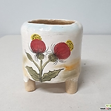 소담수제화분|Handmade Flower pot
