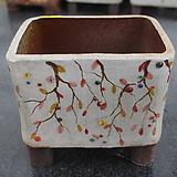 9. 은가비 꽃그림 수제화분|Handmade Flower pot
