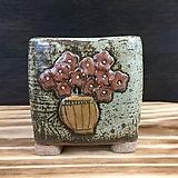 최고급작가 국산수제화분-6524|Handmade Flower pot