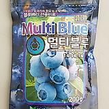 ♥멀티블루 식물영양제 ♥블루베리 전용비료(200g) 