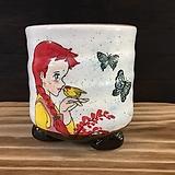 빨간머리앤 국산수제화분-7046|Handmade Flower pot