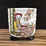 빨간머리앤 국산수제화분-7059|Handmade Flower pot