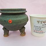 수제화분 05-31|Handmade Flower pot