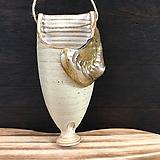 걸이용 국산수제화분(물구멍있음)-6134|Handmade Flower pot