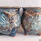 수제화분 중 2종세트|Handmade Flower pot