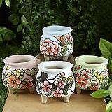 수제화분(복주머니형)|Handmade Flower pot