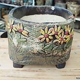 해량 작품수제화분(96) Handmade Flower pot
