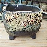 해량 작품수제화분(98) Handmade Flower pot