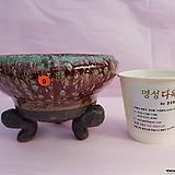 수제화분 06-009 (유광 밤색)|Handmade Flower pot