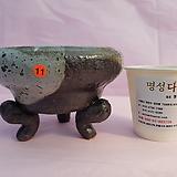 수제화분 06-011 (유광 흑,백색)|Handmade Flower pot