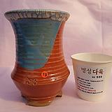 수제화분 06-019 (재경공방 롱분)|Handmade Flower pot