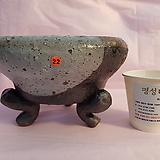 수제화분 06-022 (유광 흑.백색)|Handmade Flower pot