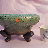 수제화분 06-024 (유광 그린색)|Handmade Flower pot