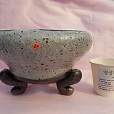 수제화분 06-025 (유광 흑,백색)|Handmade Flower pot
