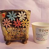수제화분 06-0074|Handmade Flower pot