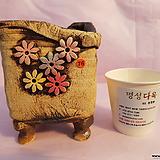 수제화분 06-0076|Handmade Flower pot