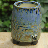 수제화분 봄날공방 둥근롱분|Handmade Flower pot