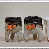 매헌 수제화분 2종셋트 69056 Handmade Flower pot