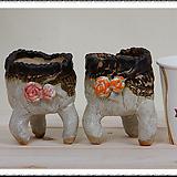 매헌 수제화분 2종셋트 69057 Handmade Flower pot