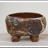 분재 수제화분 69091 Handmade Flower pot