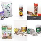 종합 영양제 쇼핑 식물영양제 활력제 보호제 관리제 유기질 유황 비료 뿌리활착 몰코트 오스모코트 칼슘제 새솔 광비|