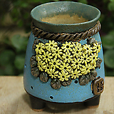 봄날공방 코사지 수제화분|Handmade Flower pot