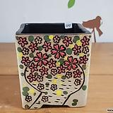 수제화분4878(물마름 굿) Handmade Flower pot