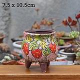 꽃내음[튤립] 다육이화분 인테리어화분 수제화분 행복상회 행복한꽃그릇