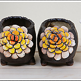 매헌수제분 신발셋트 69118 Handmade Flower pot