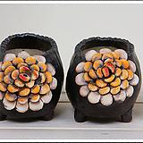 매헌수제분 신발셋트 69119 Handmade Flower pot
