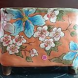날개 수제 화분 (환원소성)26|Handmade Flower pot