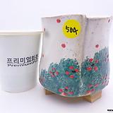 수제화분(반값할인) 504 Handmade Flower pot