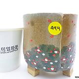 수제화분(반값할인) 499 Handmade Flower pot