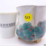 수제화분(반값할인) 523 Handmade Flower pot