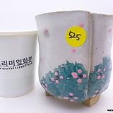 수제화분(반값할인) 525 Handmade Flower pot