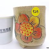 수제화분(반값할인) 527 Handmade Flower pot