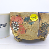 수제화분(반값할인) 475 Handmade Flower pot