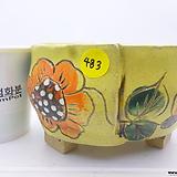 수제화분(반값할인) 483 Handmade Flower pot