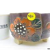 수제화분(반값할인) 480 Handmade Flower pot