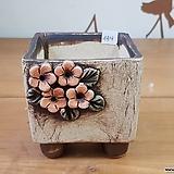 사각수제분4919 Handmade Flower pot