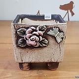 사각수제화분4922 Handmade Flower pot